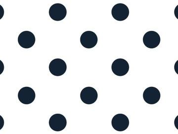 Polka Dot - šablóna na maľovanie opakujúcich sa bodiek