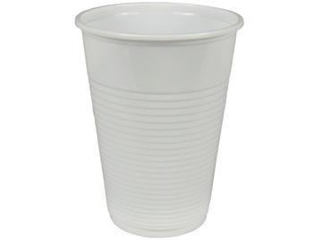 PLASTOVÉ HROBKY 200ml nápoj z bieleho pohára 100ks.