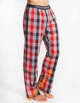 Emporio Armani spodnie piżama roz M