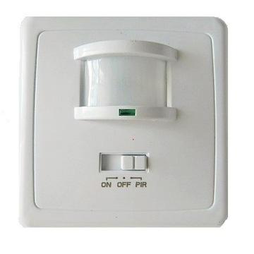 Czujnik ruchu PIR 12V DC, LED, schody i nie tylko.