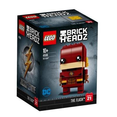LEGO BrickHeadz Klocki Flash 41598