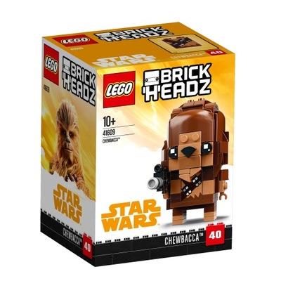 Klocki LEGO BrickHeadz Chewbacca 41609