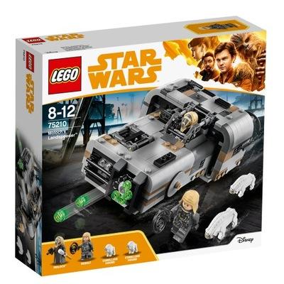 LEGO Star Wars Cik-cak Moloch 75210