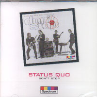 STATUS QUO - Don't Stop (1996) / CD RARE !!!
