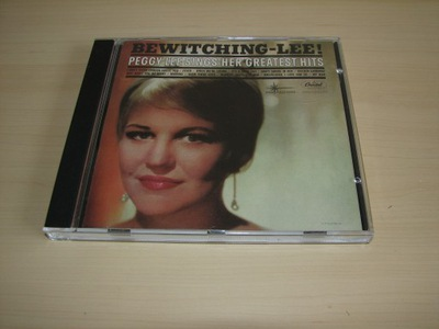 PEGGY LEE BEWITCHING-LEE GREATEST HITS WYDANIE USA