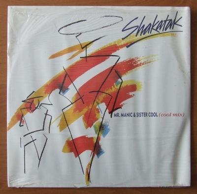 SHAKATAK - Mr. Manic / Sister Cool (Cool Mix) 12''