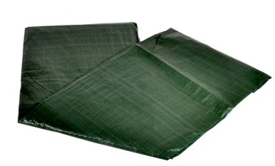Krycia plachta - Celta - Plachta 15x16m zelená silná super kvalita 90g