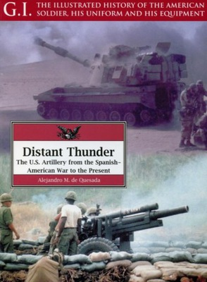 DISTANT THUNDER - US ARTILLERY - ФОТОГРАФИИ