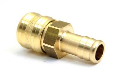 rýchle pripojenie, montáž na hadicu 12 mm Konektor tip VIDEO