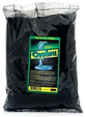 уголь активный COOBRA фильтрация 1 ,7л самогон