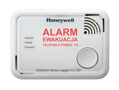 Čad Honeywell snímač oxidu uhoľnatého XC100-SK KEYGEN
