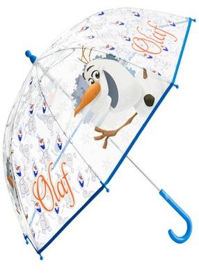 Detský dáždnik - slnečník slnečník Ice Frozen OLAF disney