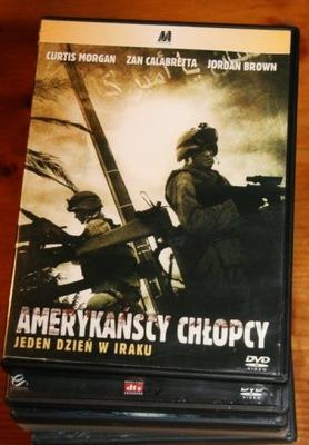 AMERYKAŃSCY CHŁOPCY  DVD