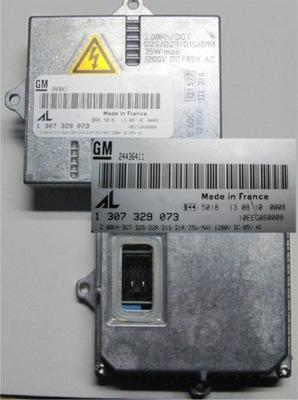 преобразователь al gm opel vectra zafira 1307329073, фото 1