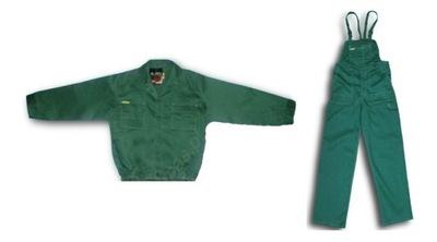 d9568fc0a43276 Ubranie robocze zielone do wyboru 11 wymiarów - 7701934148 ...