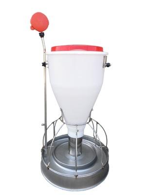 Кормушка кормовой автомат tubomat 70 штук отделочники