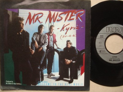 MR. MISTER - KYRIE - RUN TO HER