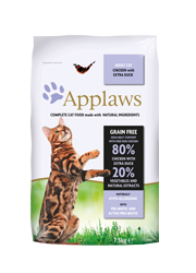 Applaws Cat курица утка CHICKEN DUCK 7 ,5КГ