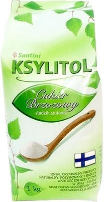 Santini Danisco ksylitol cukier brzozowy 1kg eko
