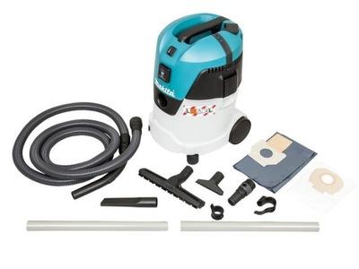 Priemyselný vysávač, príslušenstvo - VC2512L MAKITA 1000 W SIEDLCE INDUSTRIAL VACUUM CLEANER