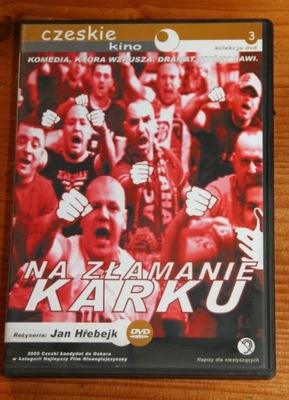 NA ZŁAMANIE KARKU     DVD