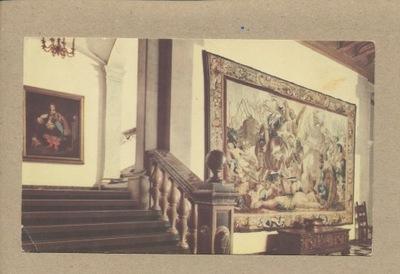 - замок ВАВЕЛЬСКИЙ ЛЕСТНИЦЫ в ПАРЛАМЕНТЕ 1964 Г.