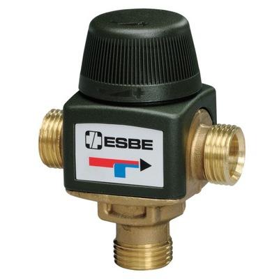 Смесительный клапан, термостат 1 /2 ip404 35 -60 ESBE