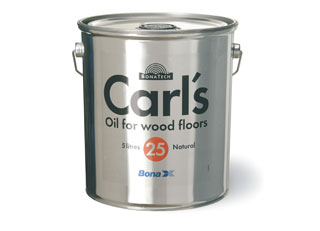 BONA CARL'S OIL 25 - 5 L - СУЛЕЮВЕК