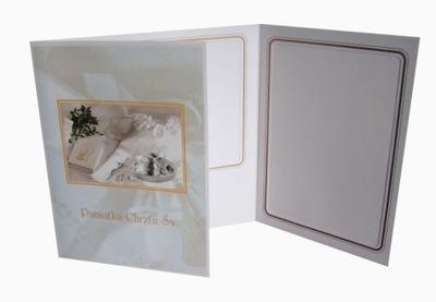 CHRZEST album kartonowy 3x15x21 pion+poziom