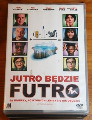 JUTRO BĘDZIE FUTRO   DVD
