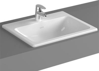 Umývadlo Vitra drez S20 / S50 55x45cm pultu