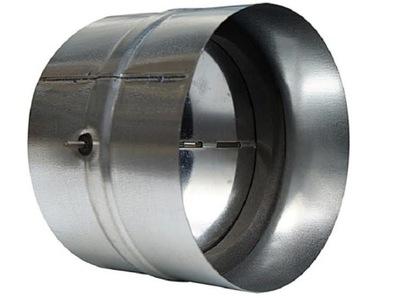 Potrubie, rúra, spona - Tlmič klapky RSK 200 mm