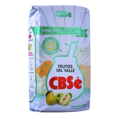 Yerba Mate Cbse Frutos del Valle Фруктовая 500 г