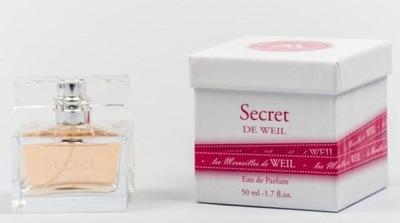 Weil De Weil Secret woda perfumowana 50 ml spray
