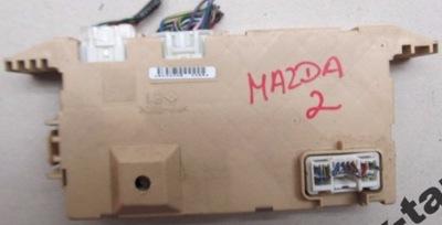 MAZDA2 I 03- MODUŁ BSI FA500 GX0004M7 I INNE WARTO