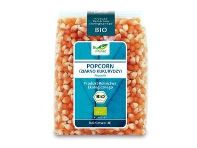Попкорн Зерно Кукурузы 400 г - био Planet эко