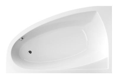 Vaňa - Aquaria Comfort 150x95 asymetrická vaňa vľavo