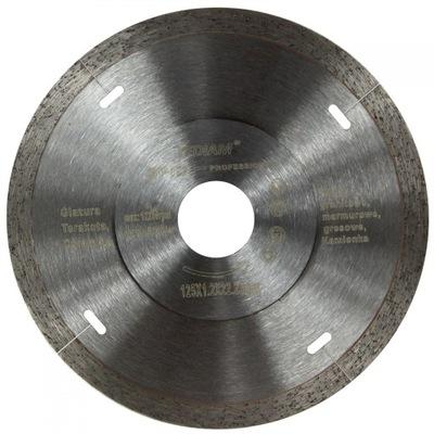 DIAMOND DISK 125x22,2 mm, aby sa GLAZÚRA TEDIAM