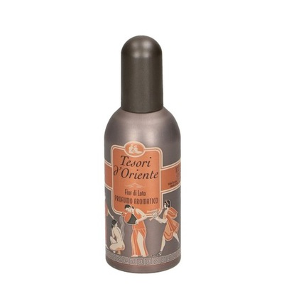 Tesori d'Oriente Kwiat Lotosu perfumy + GRATIS