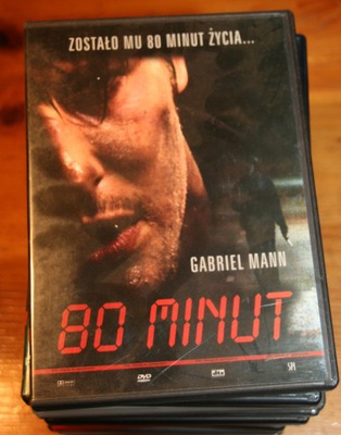 80 MINUT      DVD