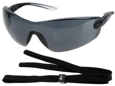 Okulary przeciwsłoneczne Bolle CHRONOSHIELD Matte Black Cat