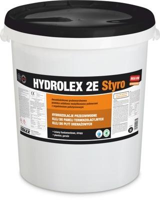 Hydrolex 2E Styro | Масса на фундамент | 30 кг