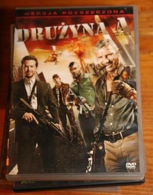 DRUŻYNA  A       DVD