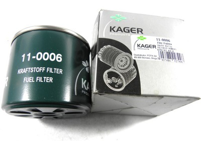 FILTR PALIWA JUMPER BOXER DUCATO 2.5 KAGER 11-0006