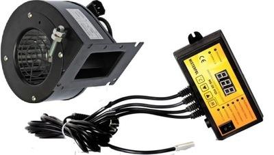 MS20PID Ovládač pre kotol,pec+Ventilátor kryt
