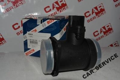 PRZEPŁYWOMIERZ 0281002216 AUDI A4 VW PASSAT TDI