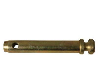 Sworzeń łącznika centralnego 16mm dł. 80mm Granit