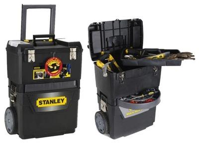 Box na náradie - STANLEY MOBILE WORKSHOP BOXU 93-968