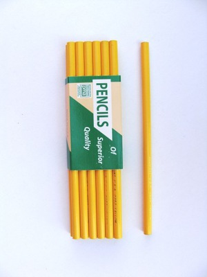 Ołówek krawiecki - KREDKA ŻÓŁTA - USA - nr. 353
