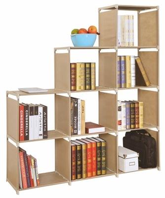 Многофункциональный Стеллаж с полками для книг шкаф